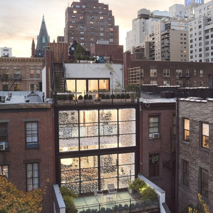 Contemporary Gramercy Park Townhouse, New York