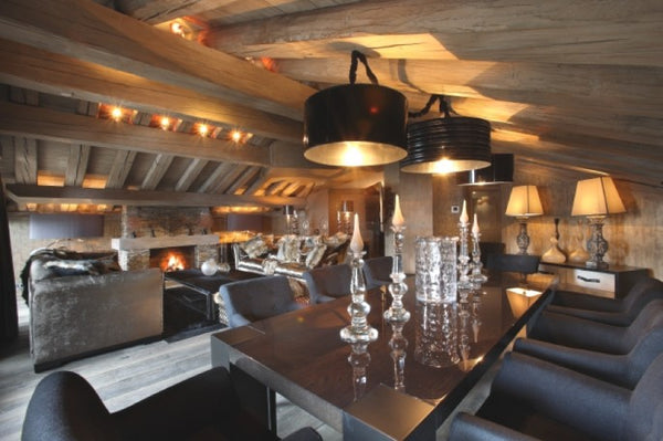 Setting a new standard of luxury in Courchevel, France