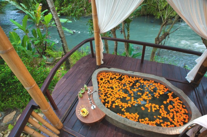 A luxury healing and wellness destination, Fivelements, Bali