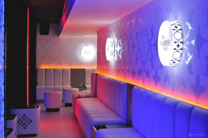 Trendy nightclub Fortuni, Gran Canaria