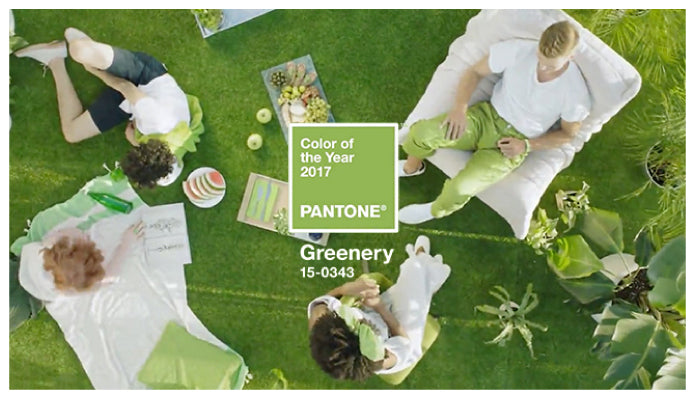 Color Trend: Greenery