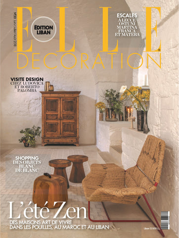 elle decoration magazine june 2018 edition coverpage