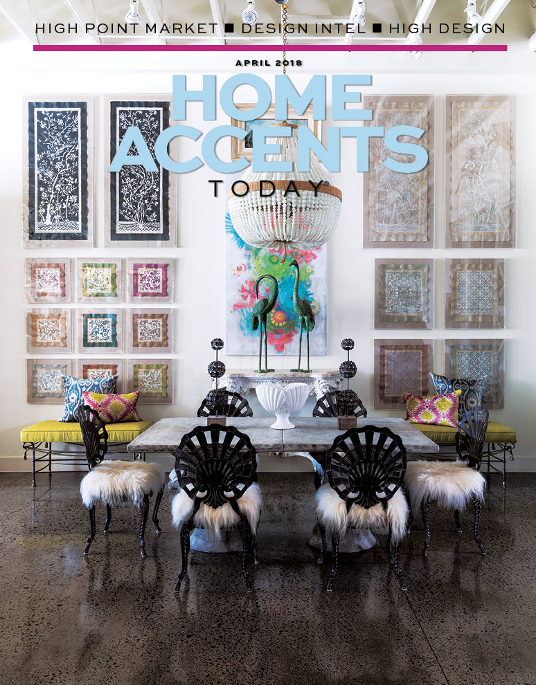 home accents today magazine cover for april 2018