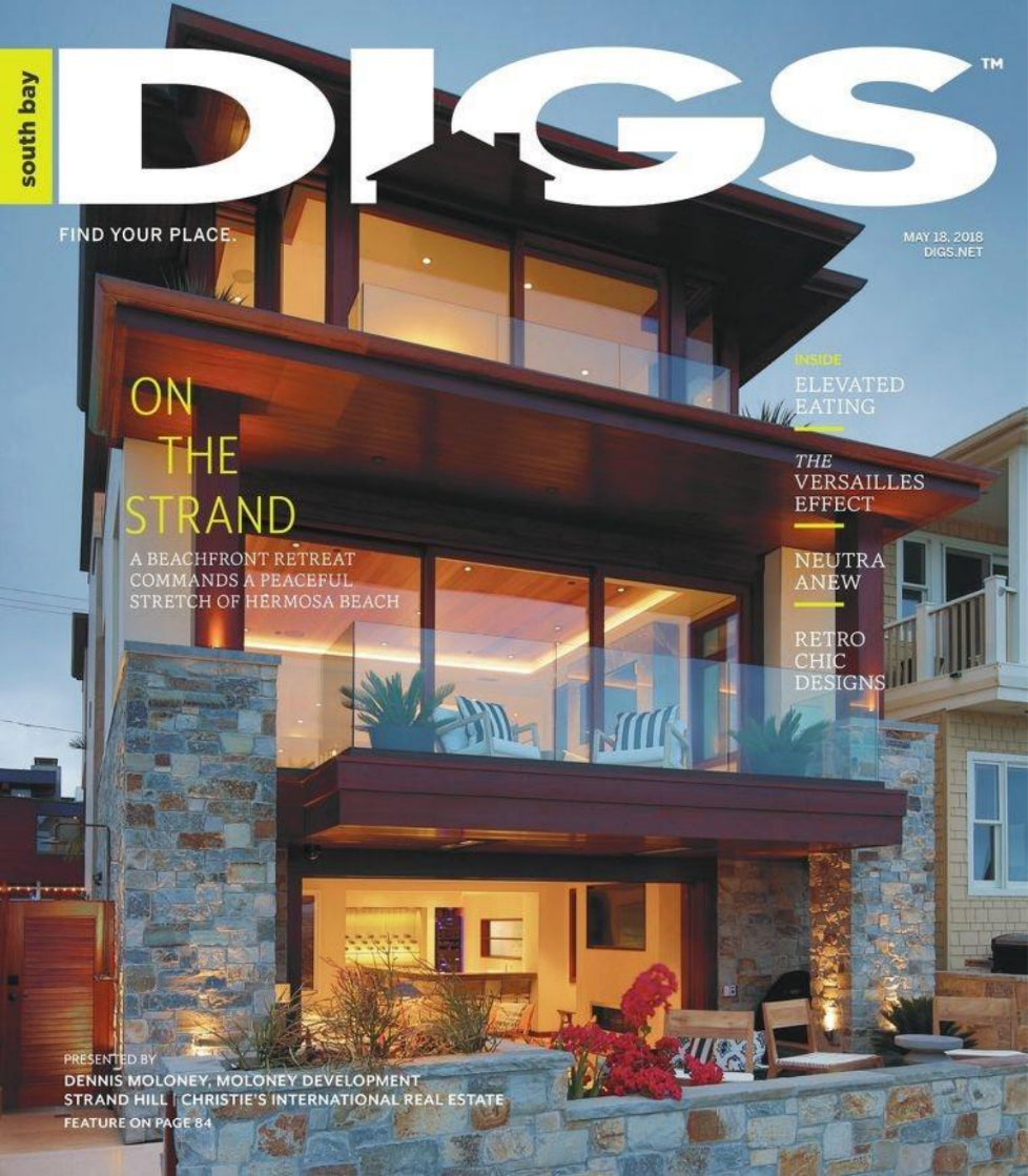 south bay digs magazine cover for may 2018
