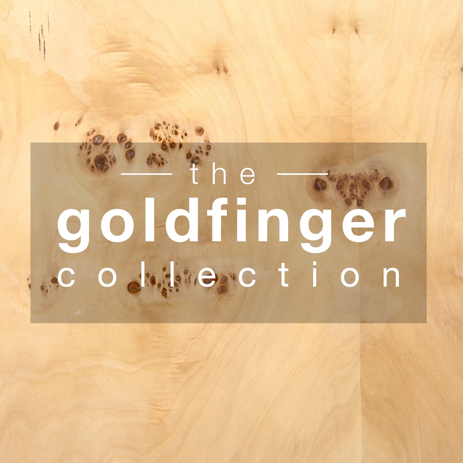 Goldfinger Collection