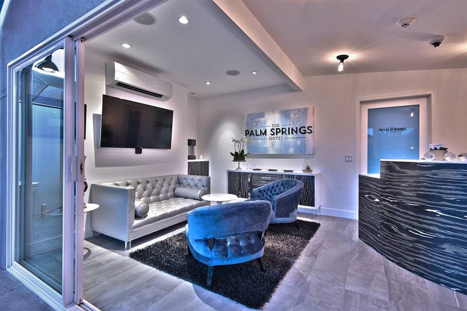 Modshop Works With A Lot Of Designers, And Weu0027re Designers Ourselves.  Whether Itu0027s Designing The Interior And Rooms Of The Palm Springs Hotel, ...