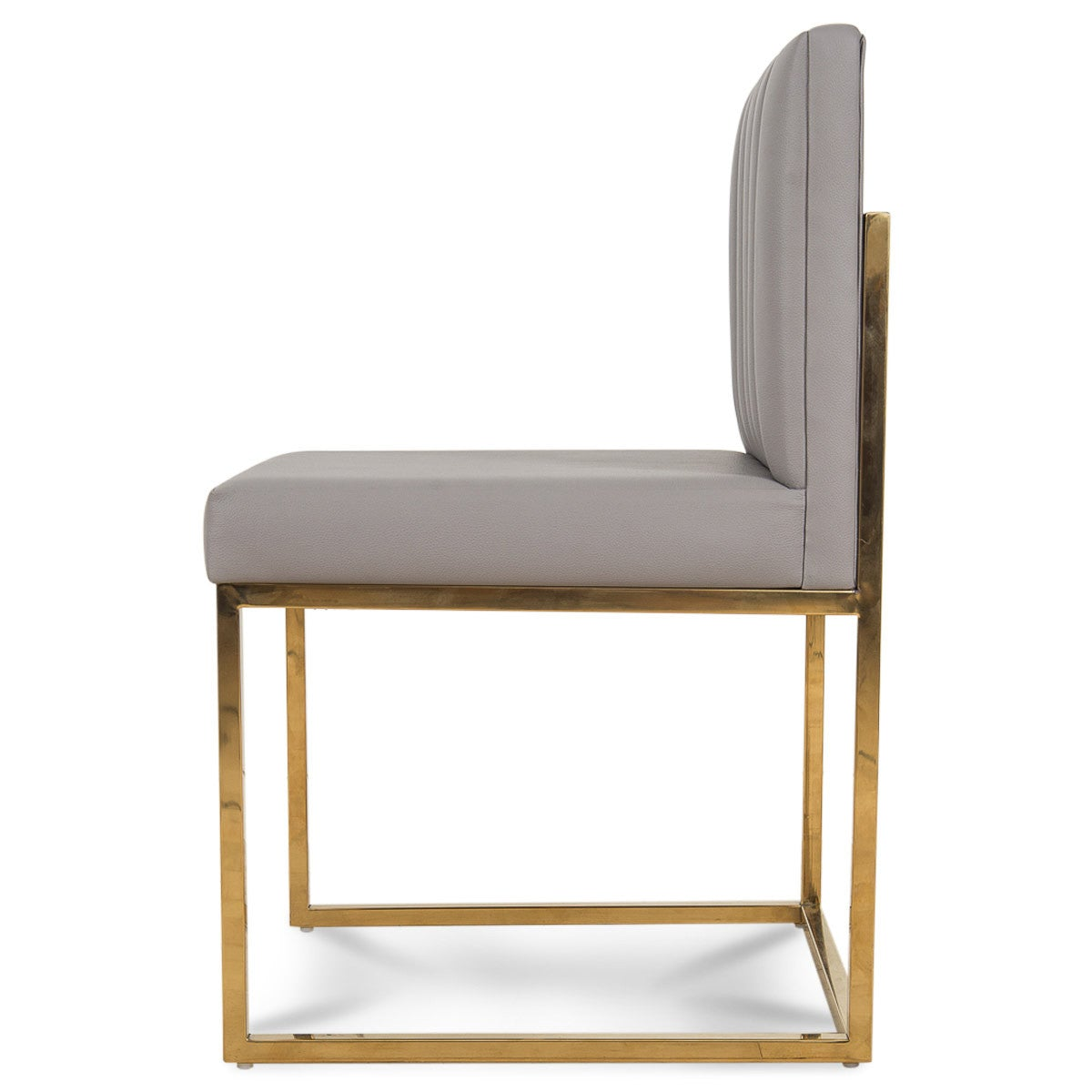 007 Faux Leather Dining Chair