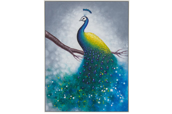 Dreamy Peacock