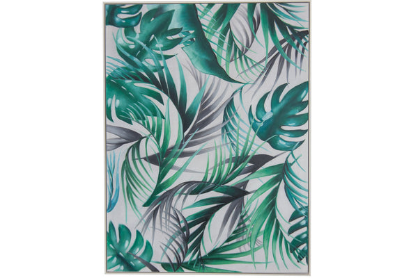 Tropical Plants-Green