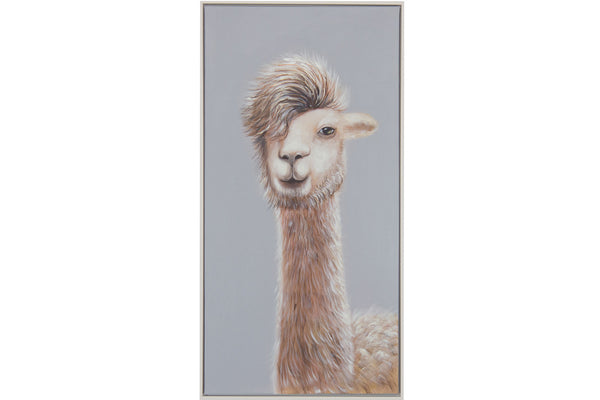 Long Neck, The Alpaca