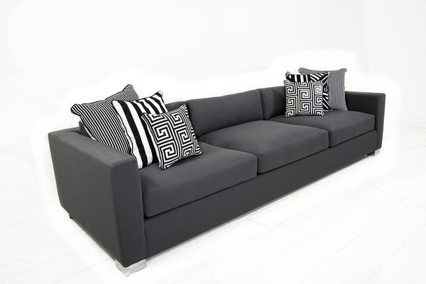 Shoreclub Sofa in Zuma Charcoal