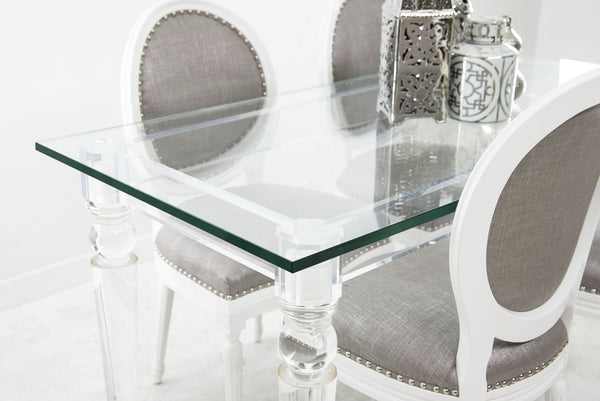 Beverly Hills Lucite Mini Dining Table