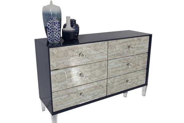 Juliette Dresser in Navy