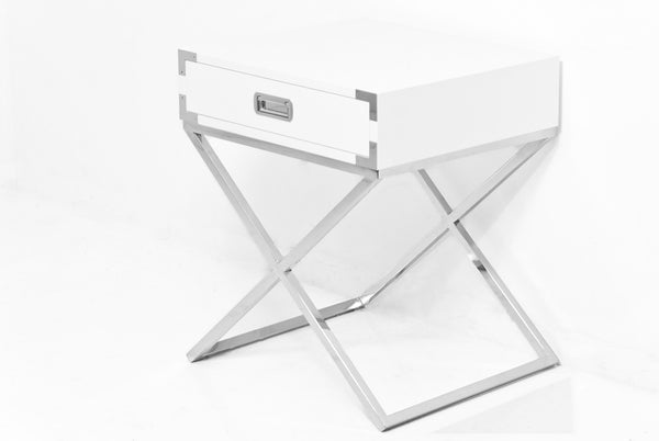 Jet Setter X-Base Side Table
