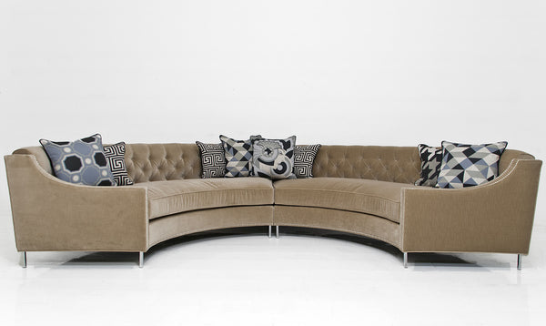 Circle Sectional - ModShop1.com