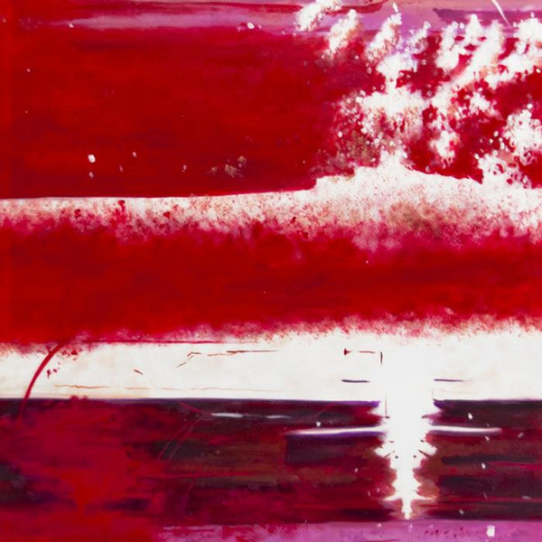Red Hot Abstract