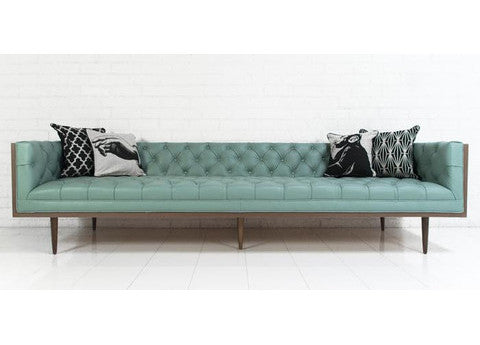 mid century sectional for sale couch sofa bed uk dreamer aqua