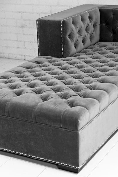 Fat Albert Tufted Sectional