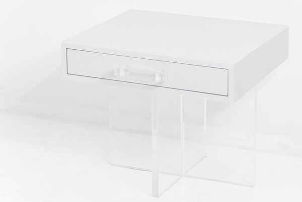 London Criss-Cross Side Table