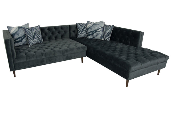 New Deep Sectional in Mystere Cosmic - ModShop1.com