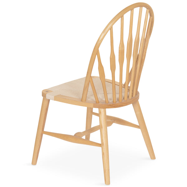 Farmhouse Dining Chair in Natural
