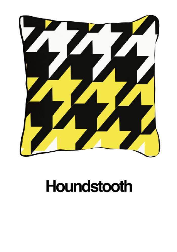 Houndstooth Yellow - ModShop1.com