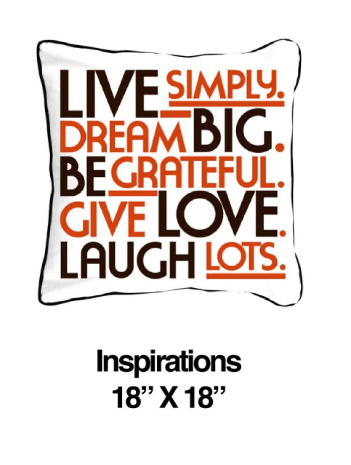 Inspirations Orange - ModShop1.com