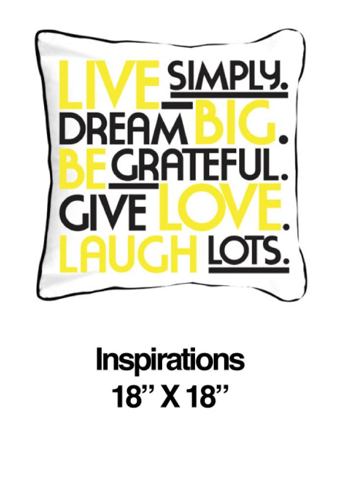 Inspirations Yellow - ModShop1.com