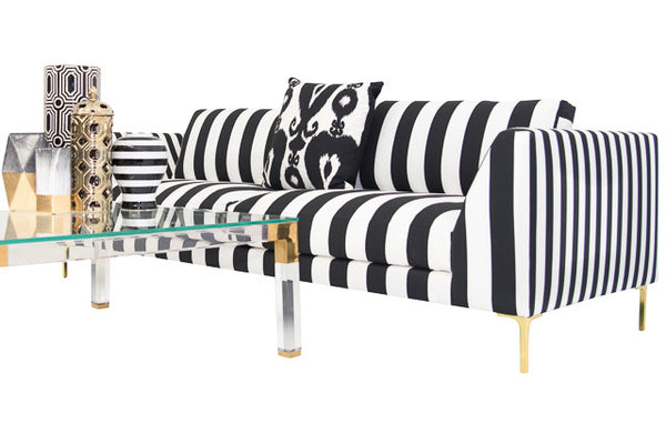 styled picture of the B&W Malibu Sofa