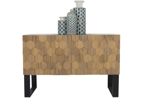 2 Door Martinique Credenza