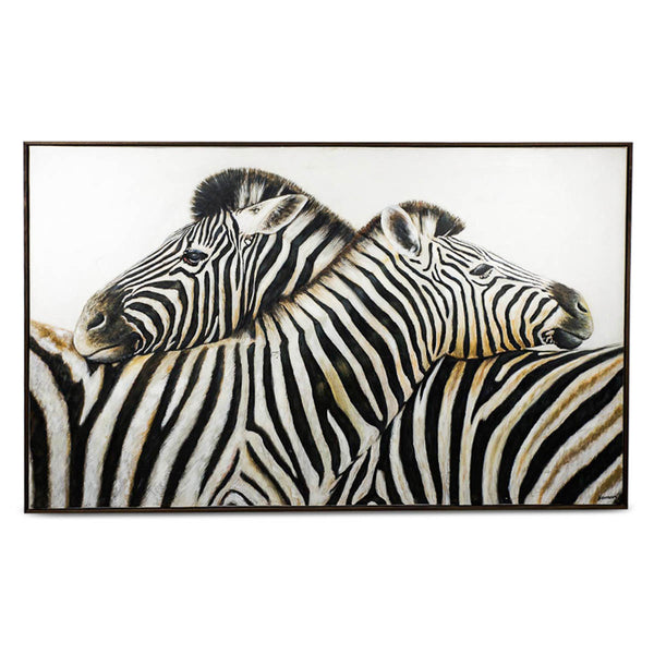 Zebra Loves