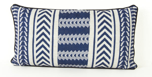 Tribal Lumbar Pillow - ModShop1.com
