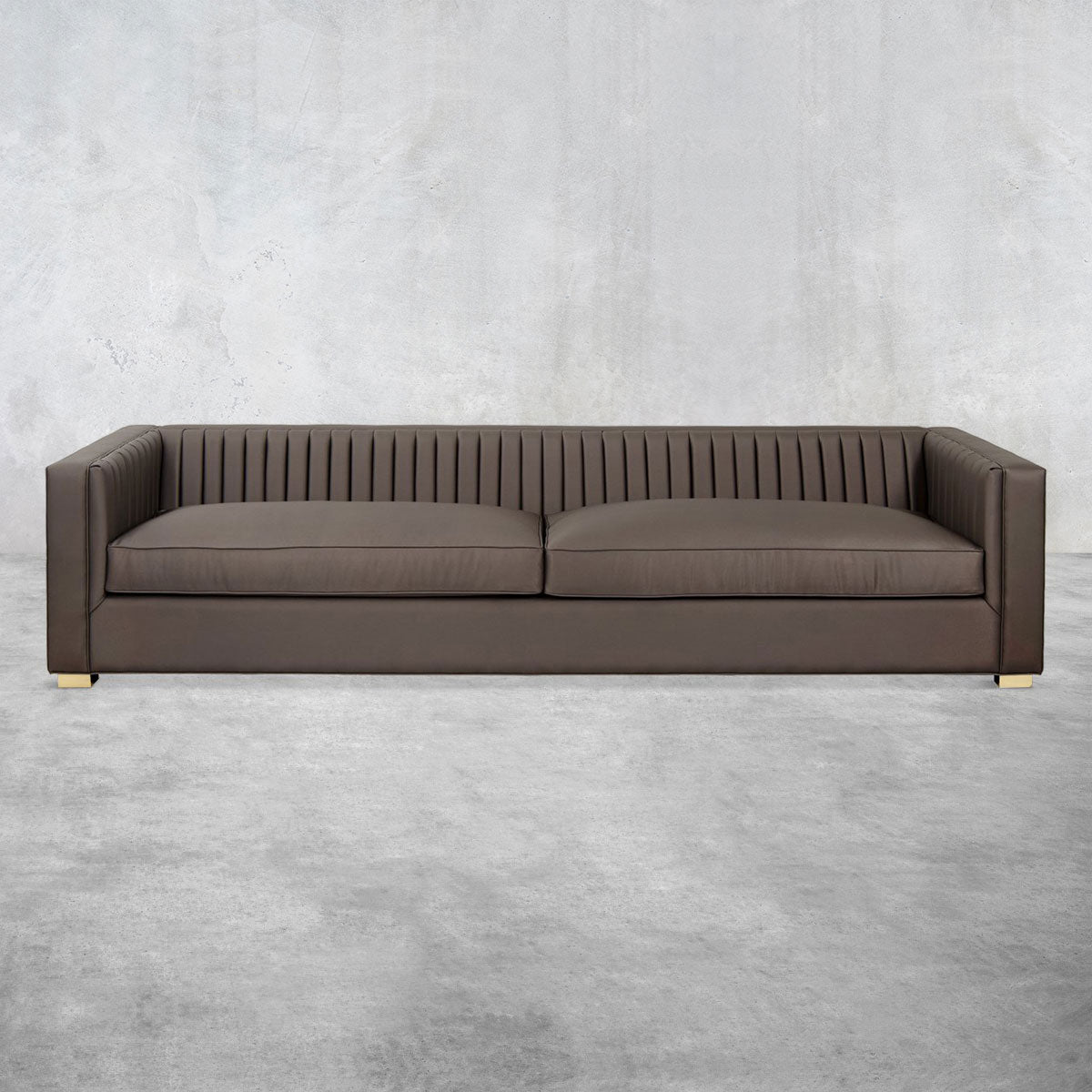 Acapulco Sofa in Faux Leather