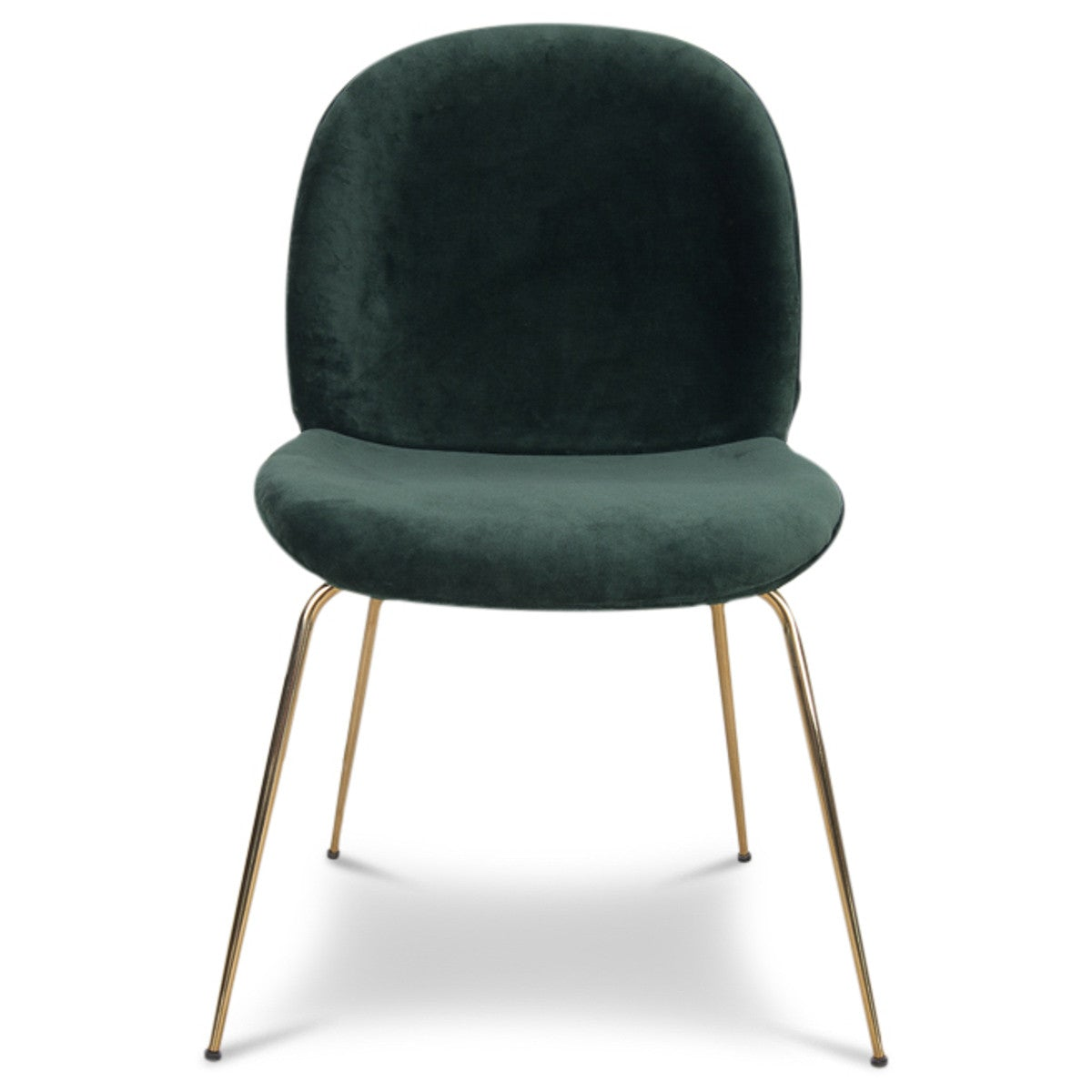 Amalfi Dining Chair in Velvet - ModShop1.com