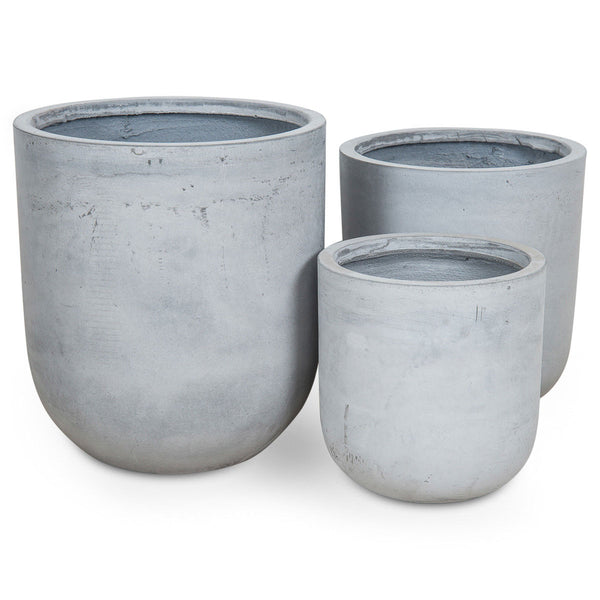 Amalfi Planters (Set of 3)