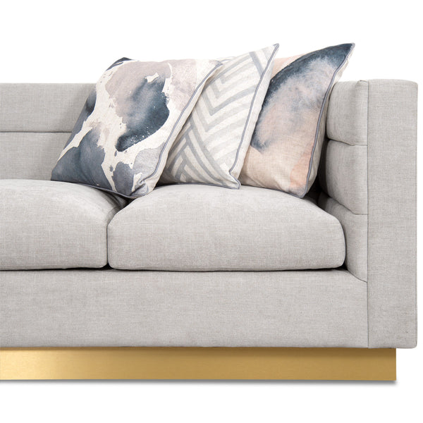 Amalfi Sectional in Linen - ModShop1.com