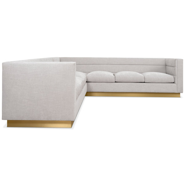 Amalfi Sectional in Linen