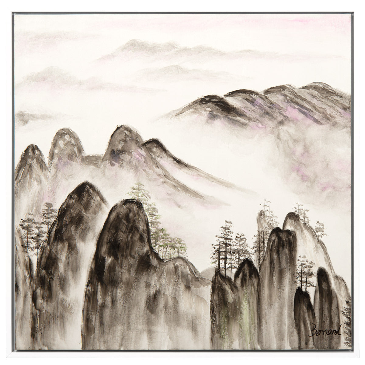 Cloudy Mountains - ModShop1.com