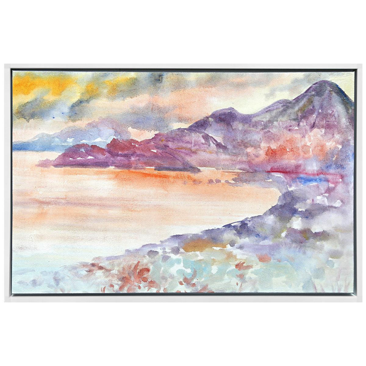 Watercolor Cove - ModShop1.com
