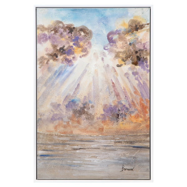 Watercolor Sunscape