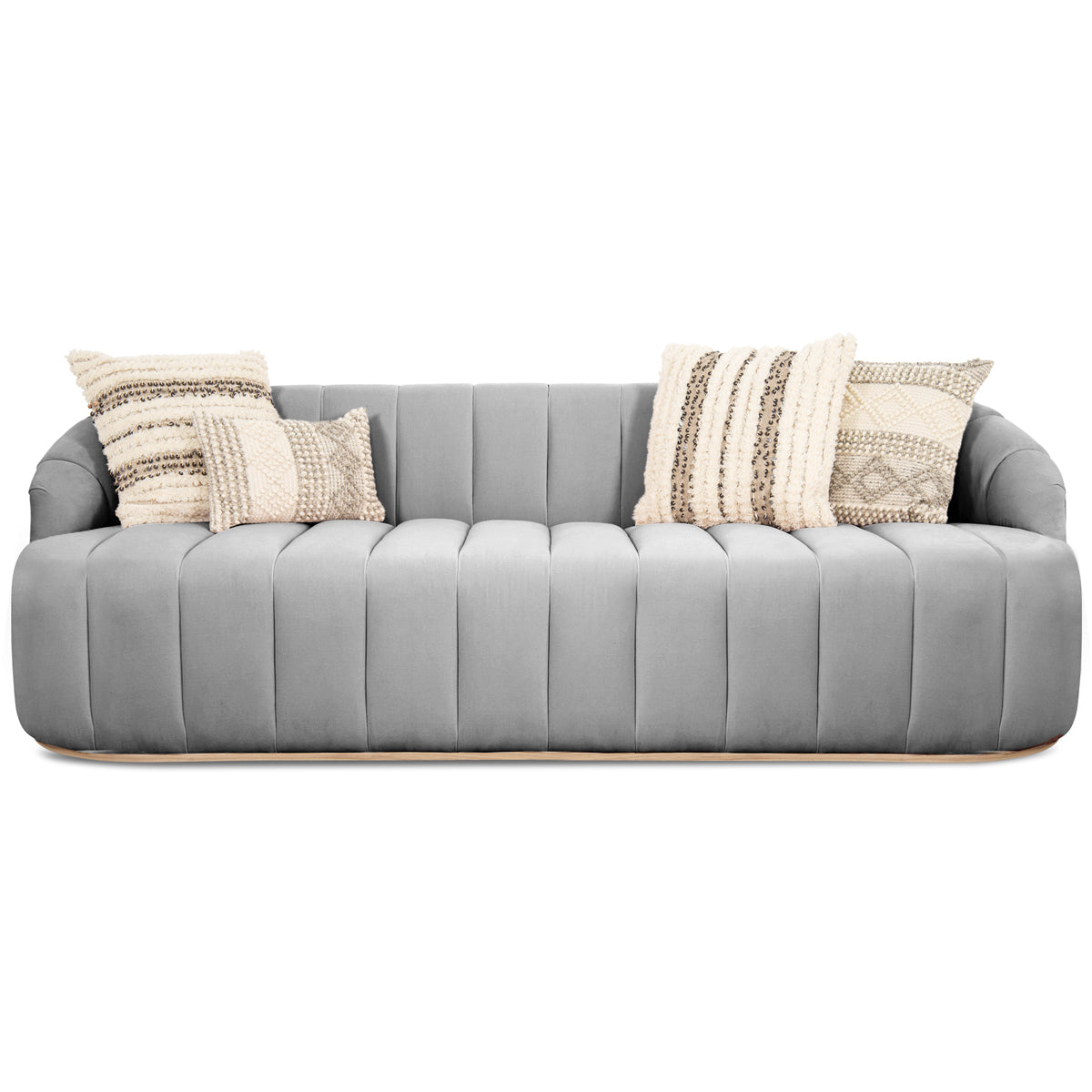 Avalon Sofa in Velvet - ModShop1.com