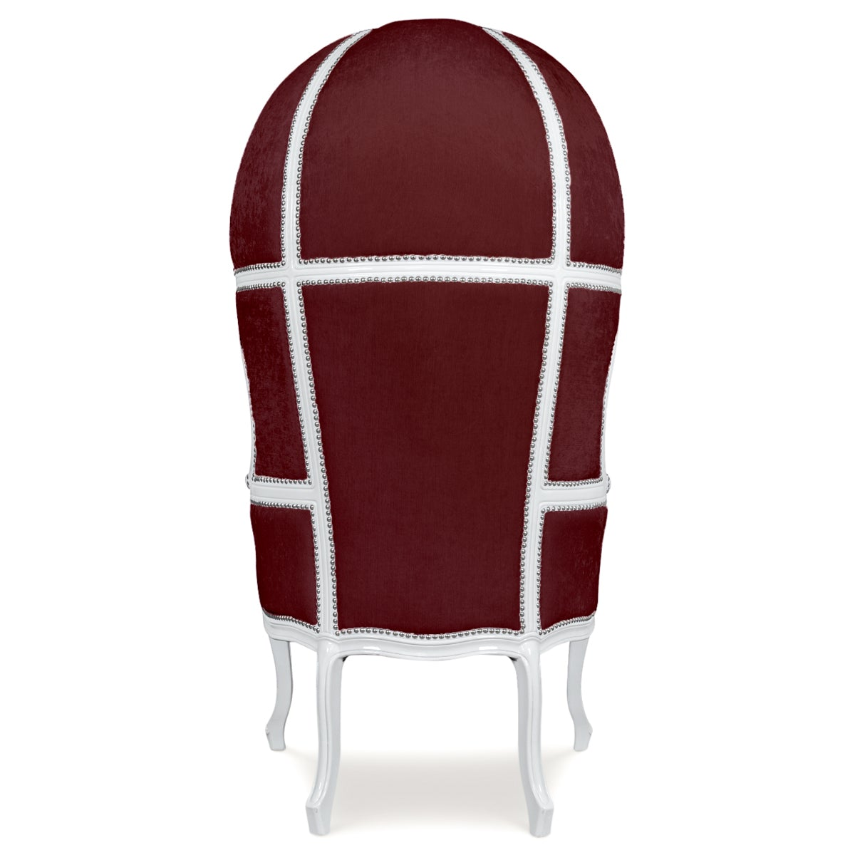 Balloon Chair in Velvet - ModShop1.com