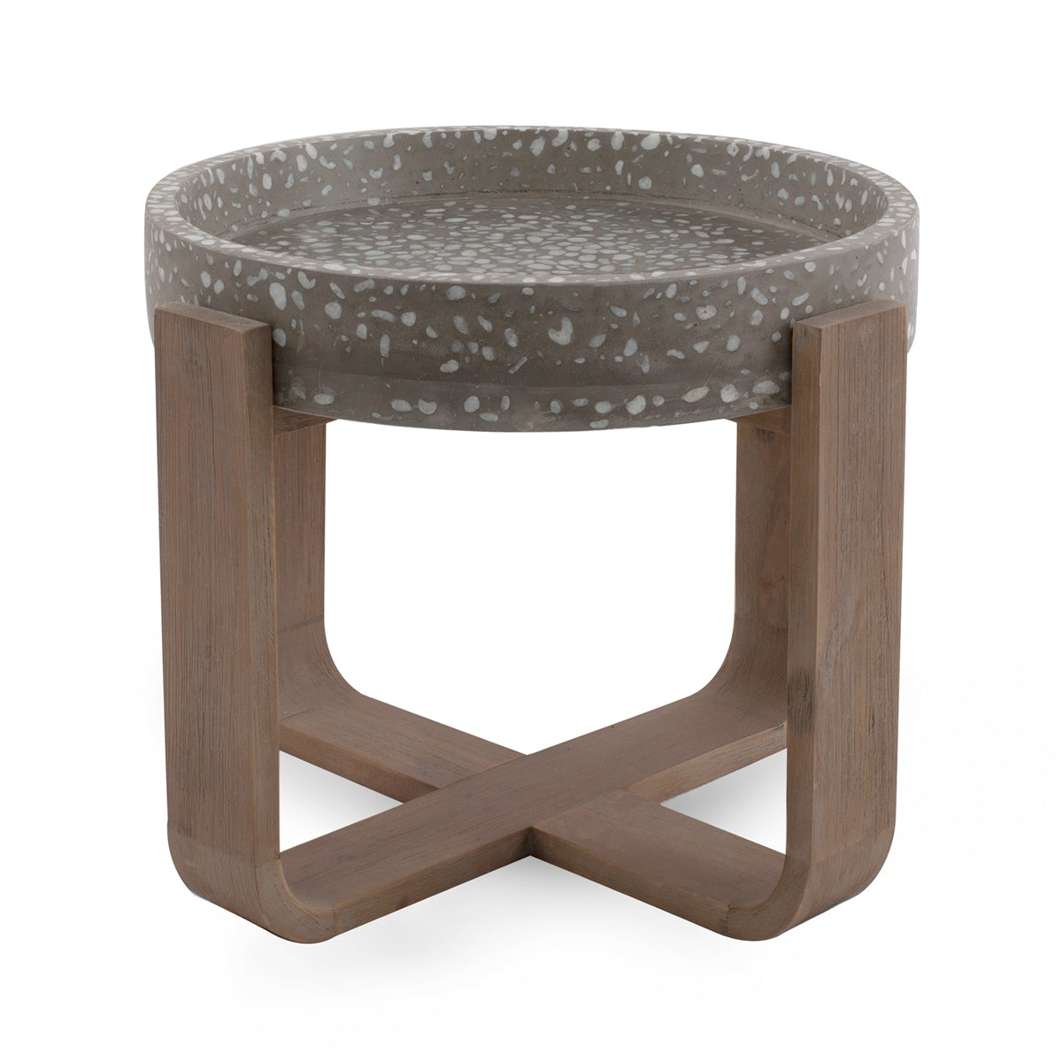 Barcelona 2 Side Table - ModShop1.com