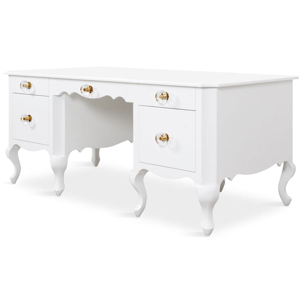 Baroque Executive Desk - ModShop1.com