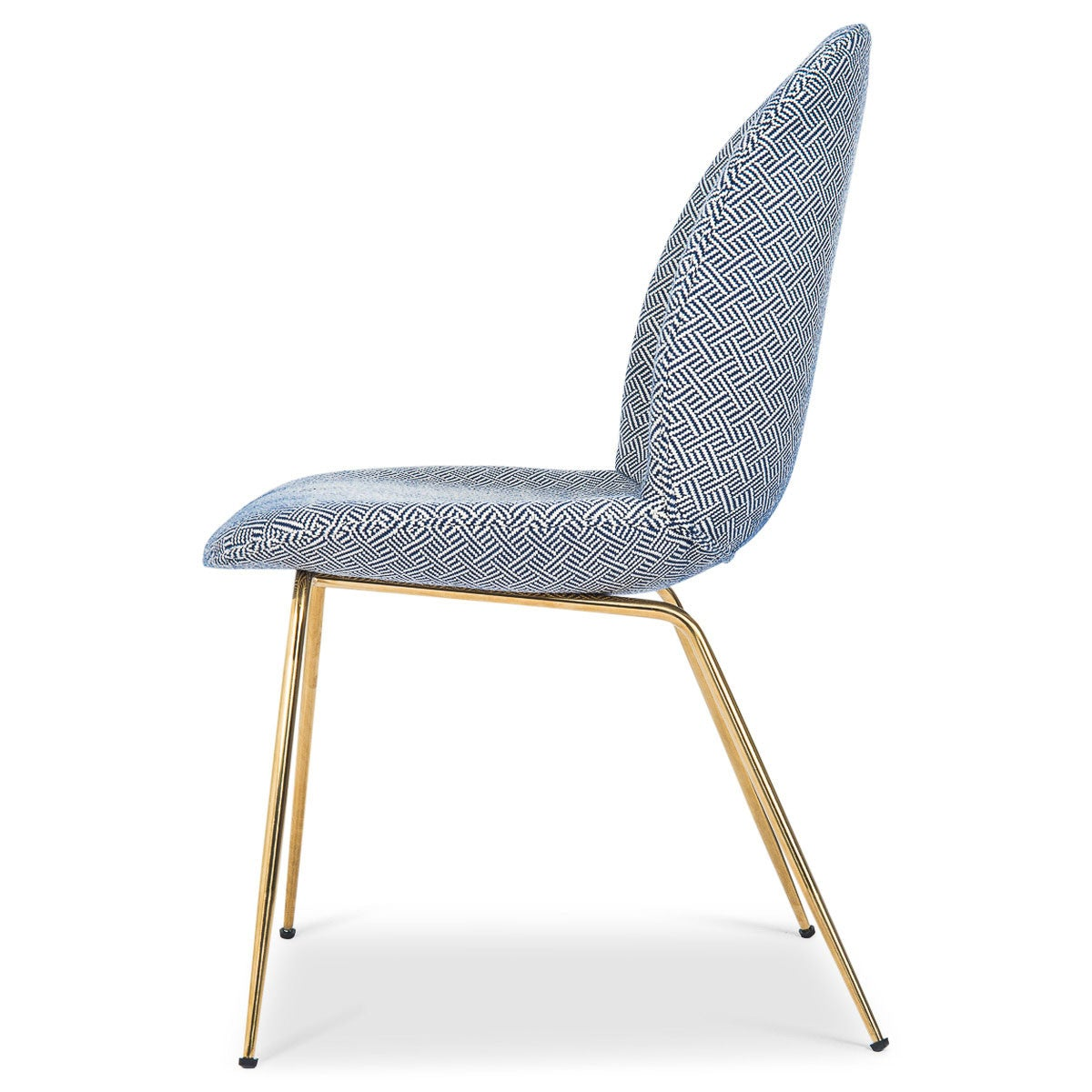 Amalfi Dining Chair in Linen - ModShop1.com