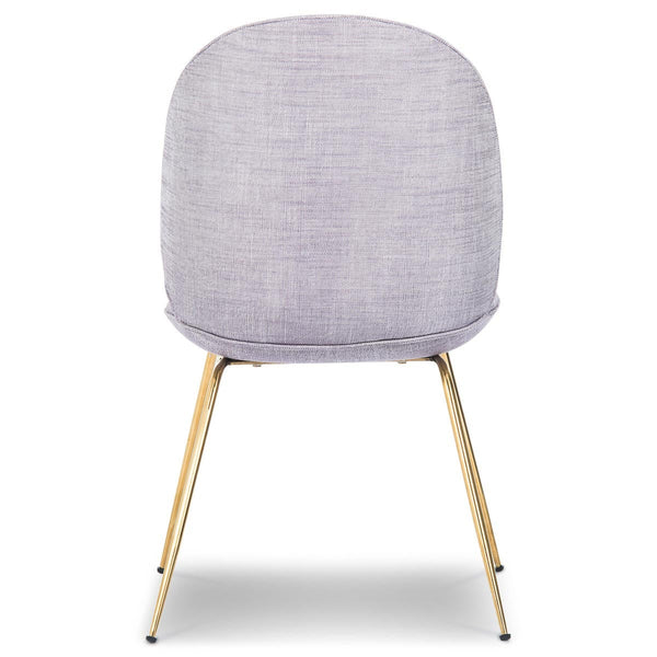 Amalfi Dining Chair in Linen