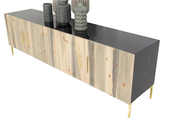 side of belize credenza