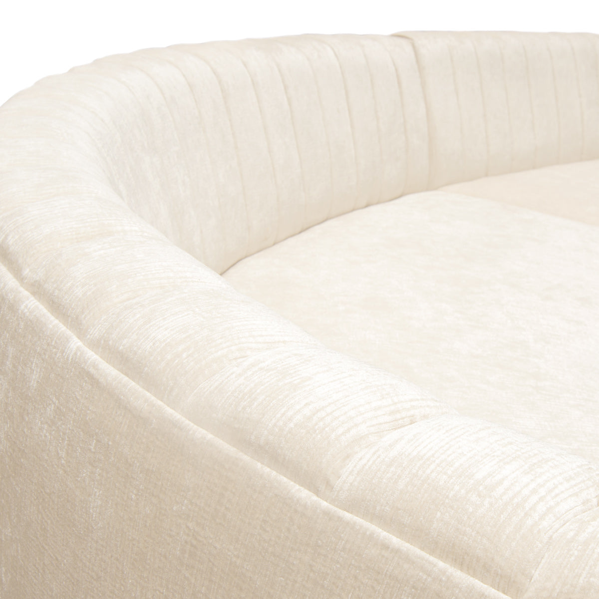 Biarritz Sectional in Chenille - ModShop1.com