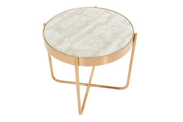 top view of the Monte Carlo side Table