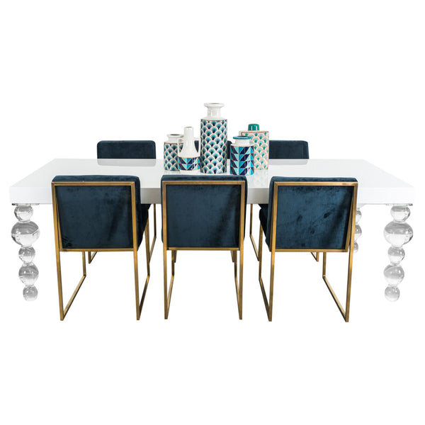 Big Bubble Dining Table